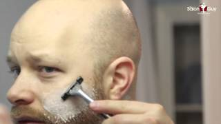 getlinkyoutube.com-Beard Trimming Tips and Techniques