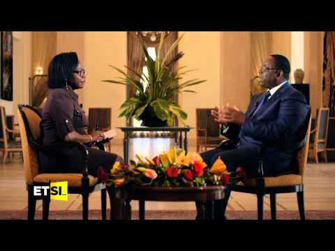 Macky Sall sur TV5 - Et Si ... | #Seneweb