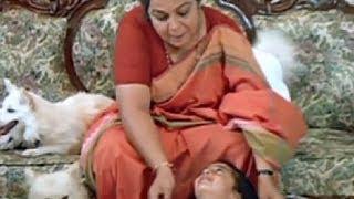 getlinkyoutube.com-Little Soldiers Movie Scenes | Rohini takes care of Baladitya & Baby Kavya | Heera