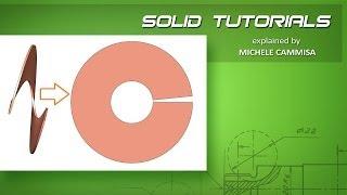 getlinkyoutube.com-SOLIDWORKS Sheet Metal - Screw Conveyor / Coclea