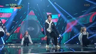 뮤직뱅크 Music Bank - Candy - 사무엘 (Candy - Samuel).20171208 width=