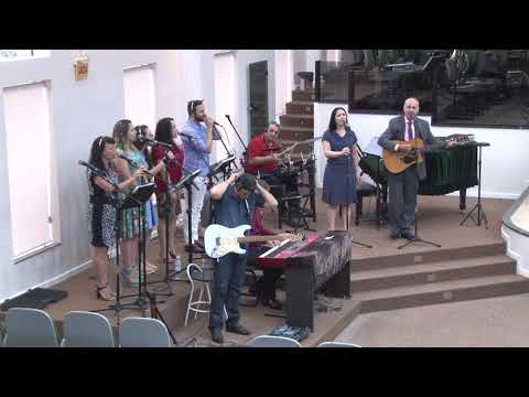 Ministério de Louvor Kadosh - Meu socorro - 14 01 2018