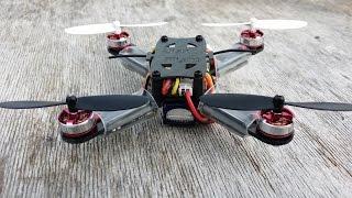 getlinkyoutube.com-110mm Quadcopter AlienFlightF4 brushless