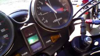 getlinkyoutube.com-SOLD OUT !!!!!  CB750FC モリワキショート管4in1サウンド