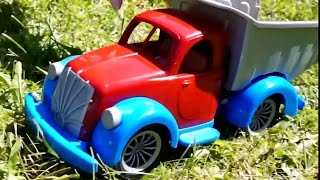 getlinkyoutube.com-Мультики про машинки: Чак и его друзья! Готовим вместе! Игры для детей.