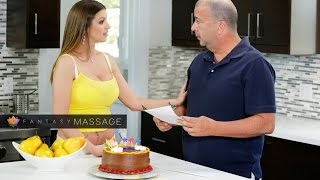 getlinkyoutube.com-Training Daddy's Girl Starring Brooklyn Chase | FreeOnes | FantasyMassage