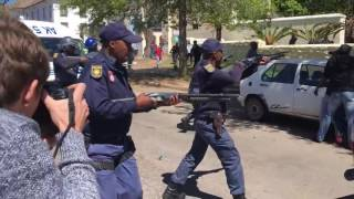 getlinkyoutube.com-Rhodes University Arrests 28 September 2016