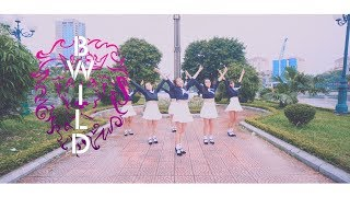 [1thek Dance Cover Contest] GFRIEND(여자친구) _ Summer Rain(여름비) Dance Cover B-Wild From Vietnam