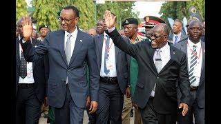 TBC: Walichokubaliana Rais Magufuli na Kagame Ikulu Dar