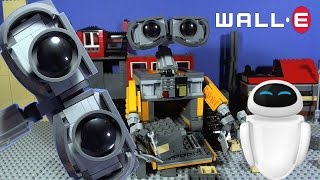 getlinkyoutube.com-LEGO Ideas WALL•E