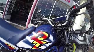Yamaha DT LC 50 Testride!