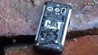 getlinkyoutube.com-Crash test telefónu CAT B100