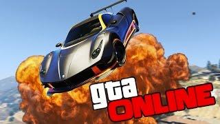 getlinkyoutube.com-GTA 5 Online (Гонки) - Дикие гонки! #86