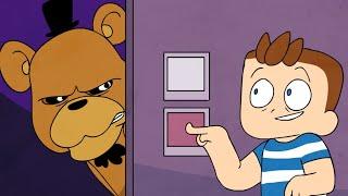 getlinkyoutube.com-Dlive Animated | FIVE NIGHTS AT FREDDY'S 2 | Hi Freddy!