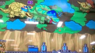 getlinkyoutube.com-[メダルゲーム]いっしょに!GOGO!きょうりゅうハンター