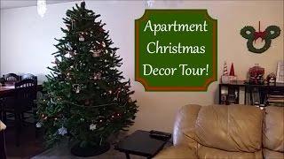 getlinkyoutube.com-Apartment Christmas Decor Tour