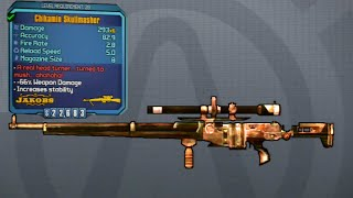 "getlinkyoutube.com-Borderlands The Pre-Sequel - How to Obtain ""Skullmasher"" Legendary Sniper Rifle"