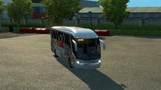 getlinkyoutube.com-Mapa EAA Bus 1.1 Niteroi a Aparecida  com o volante caseiro.