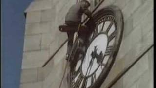 getlinkyoutube.com-Fred Dibnah How to inspect a clock face