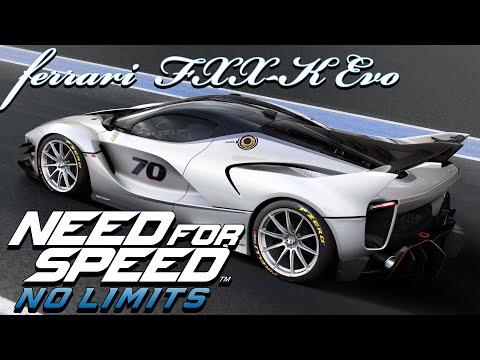 Need For Speed NO LIMITS ФФХХХХК ЭВО