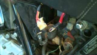 Replacing a Honda solenoid