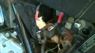 getlinkyoutube.com-Replacing a Honda solenoid