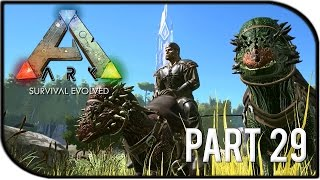 "getlinkyoutube.com-ARK: Survival Evolved Gameplay Part 29 - ""PACHY / PACHYCEPHALOSAURUS TAMING!"" (Season 2)"
