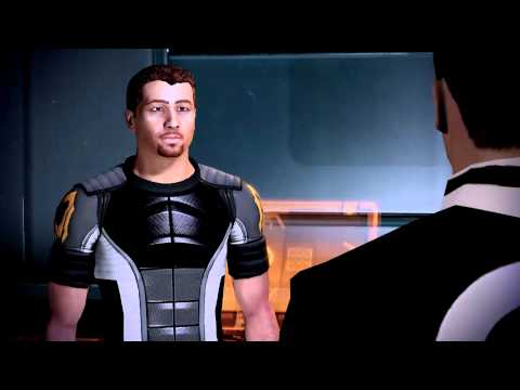 Mass Effect 2 HD Walkthrough Part 47: Chatting with the Team Part 11