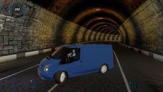 getlinkyoutube.com-City Car Driving Ford Transit [1080p]