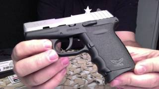 getlinkyoutube.com-SCCY CPX2 Semi-Auto Compacy Carry 9mm Pistol Overview - Texas Gun Blog