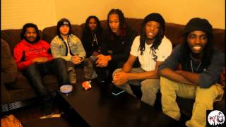 getlinkyoutube.com-GMEBE Talks Meeting L.A.Capone, Opps, & Relationship With 600 Pt 3 | Shot By @TheRealZacktv1