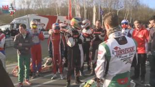 Michael Schumacher karting race 2011 in Kerpen