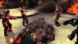 getlinkyoutube.com-Gears of War 3: RAAMs Shadow cutscenes