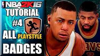 getlinkyoutube.com-NBA 2K16 Ultimate Badge Tutorial - How To Get ALL Badges for Play Style  FULL Breakdown