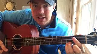 Losing Sleep | Chris Young | Beginner Guitar Lesson