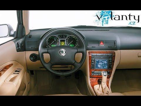Как снять руль на автомобиле  Шкода Октавия 1 Superb 1 Vw Passat 3bg Golf 4 VOLANTY.CZ