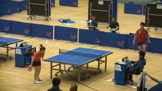 getlinkyoutube.com-[WWW.KOREAPINGPONG.COM] 서효영[1부] Vs 김기정[1부]
