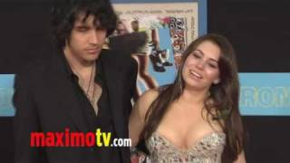 """getlinkyoutube.com-SOPHIE SIMMONS and NICK SIMMONS at """"PROM"""" World Premiere"""