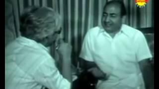 Mohammed Rafi Sahab's Interview