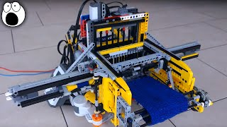 getlinkyoutube.com-10 MOST AMAZING Lego Machines