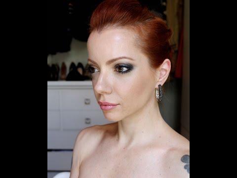 Julia Petit Passo a Passo M.A.C Julia Petit 1 Maquiagem