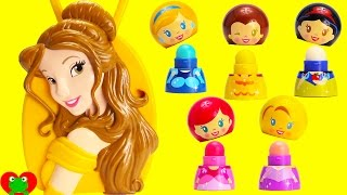 Beauty and the Beast Belle's Case Lip Balms and Nail Polish Surprises