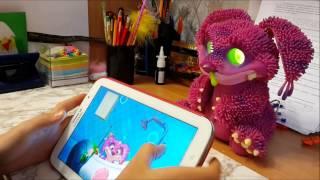 getlinkyoutube.com-Интерактивная игрушка Xeno ( Монстрик Ксено) 2015