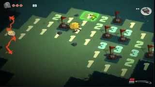 Zombi Minesweeper Unity Game