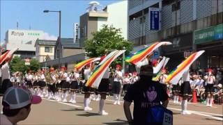 マーチングパレード2016
