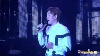 "getlinkyoutube.com-Lee Kwang Soo piano solo ""I Miss You-Kim Bum Soo"" RM FanMeeting in HK"