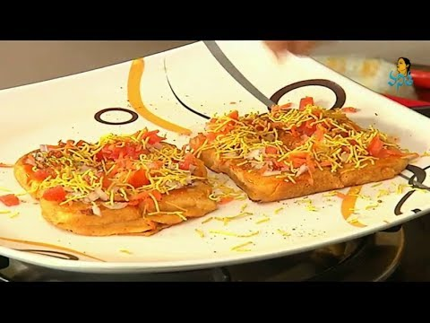 Easy Bread Chaat