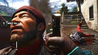 getlinkyoutube.com-Far Cry 4 - Destruction of Propaganda Center #1
