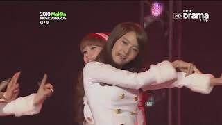 getlinkyoutube.com-[1080P] 101215. SNSD(少女時代) - Hoot & Oh @ MMA