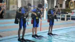 getlinkyoutube.com-دورة الغوص الأولى للرئاسة العامة لرعاية الشباب.